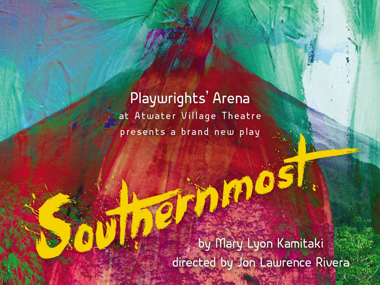 Southernmost by Mary Kamitaki, presented by Playwrights' Arena.