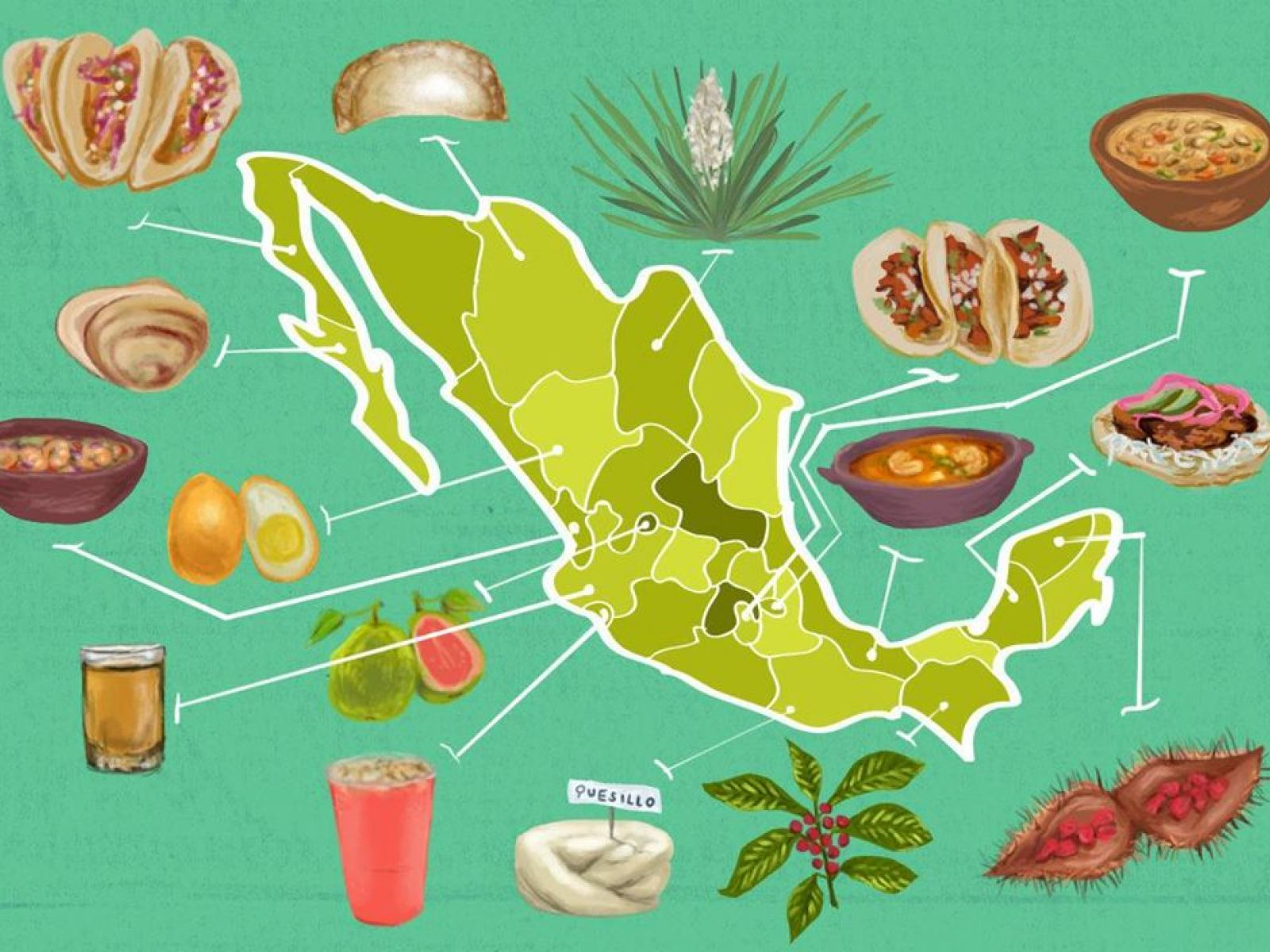 Celebrating Mexican Cuisine Under the Stars