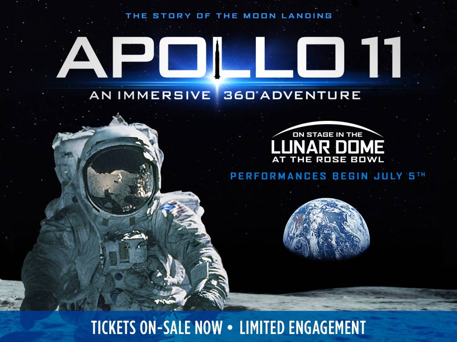 Image result for APOLLO 11 - An Immersive 360˚ Adventure