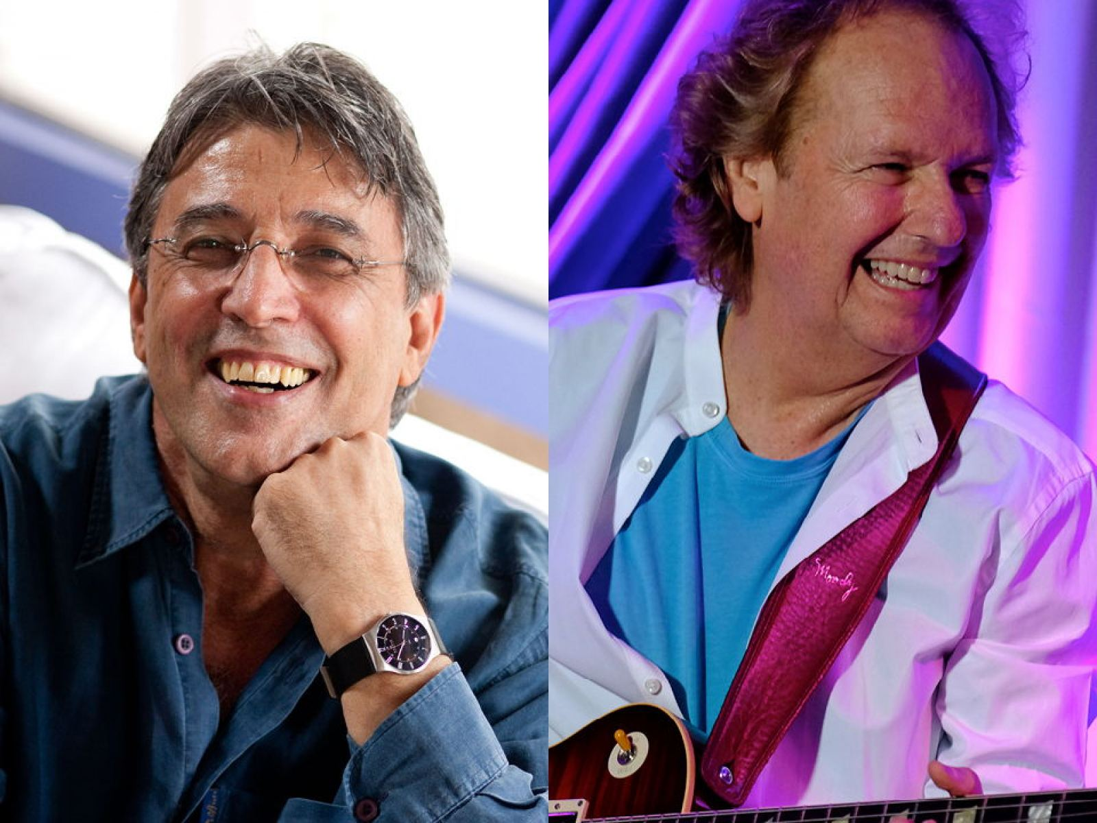 Ivan Lins and Friends: A Journey to Brazil • Lee Ritenour's World of Brazil