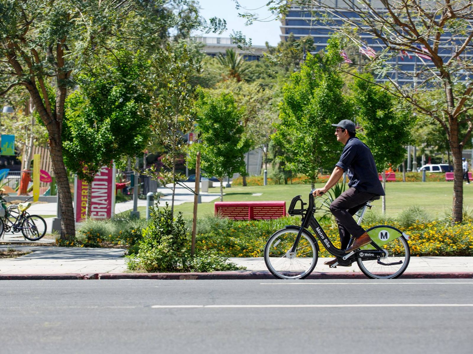 Metro Bike Share Grand Park