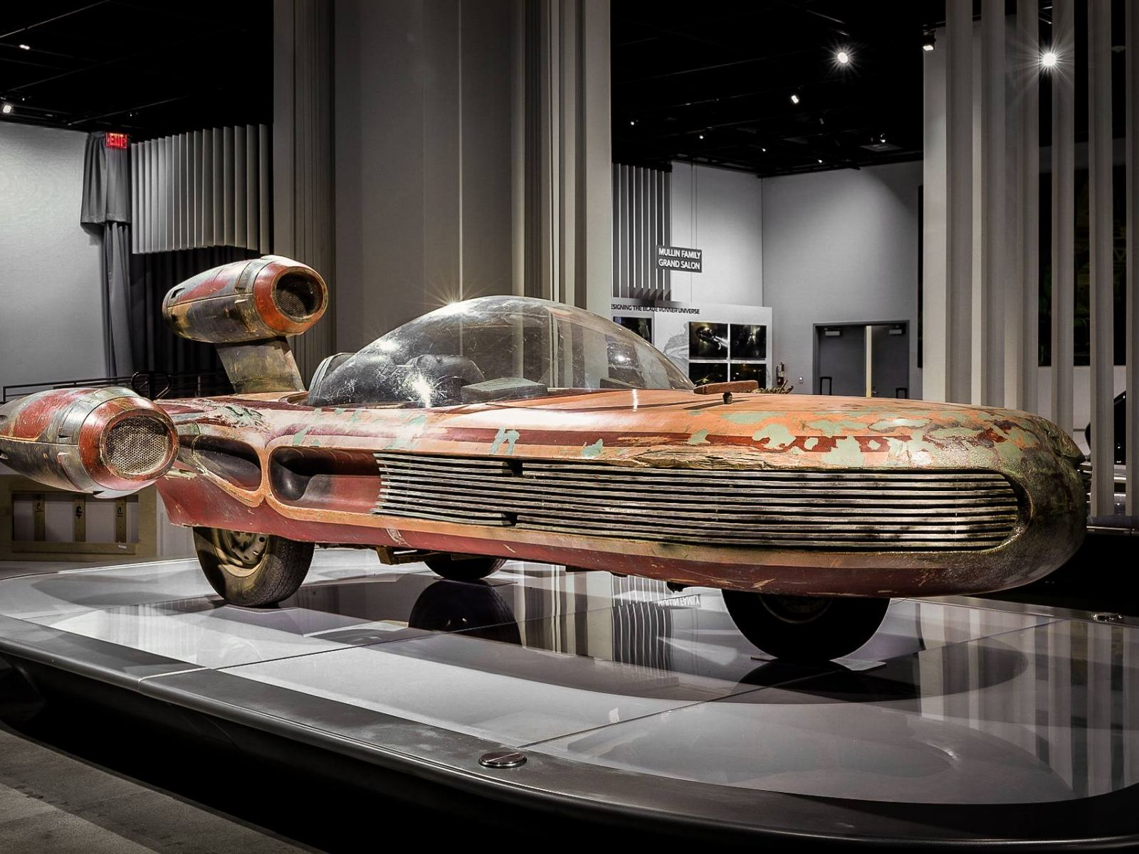 Hollywood Dream Machines At The Petersen Automotive Museum