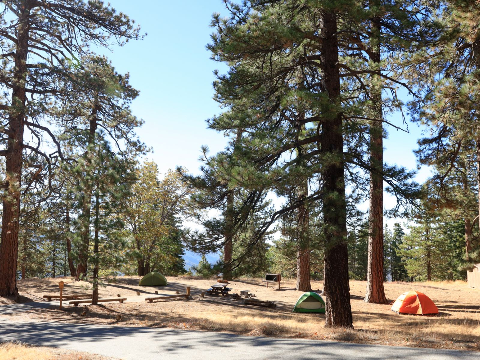 Eight Great Camping Sites Near Los Angeles Discover Los Angeles