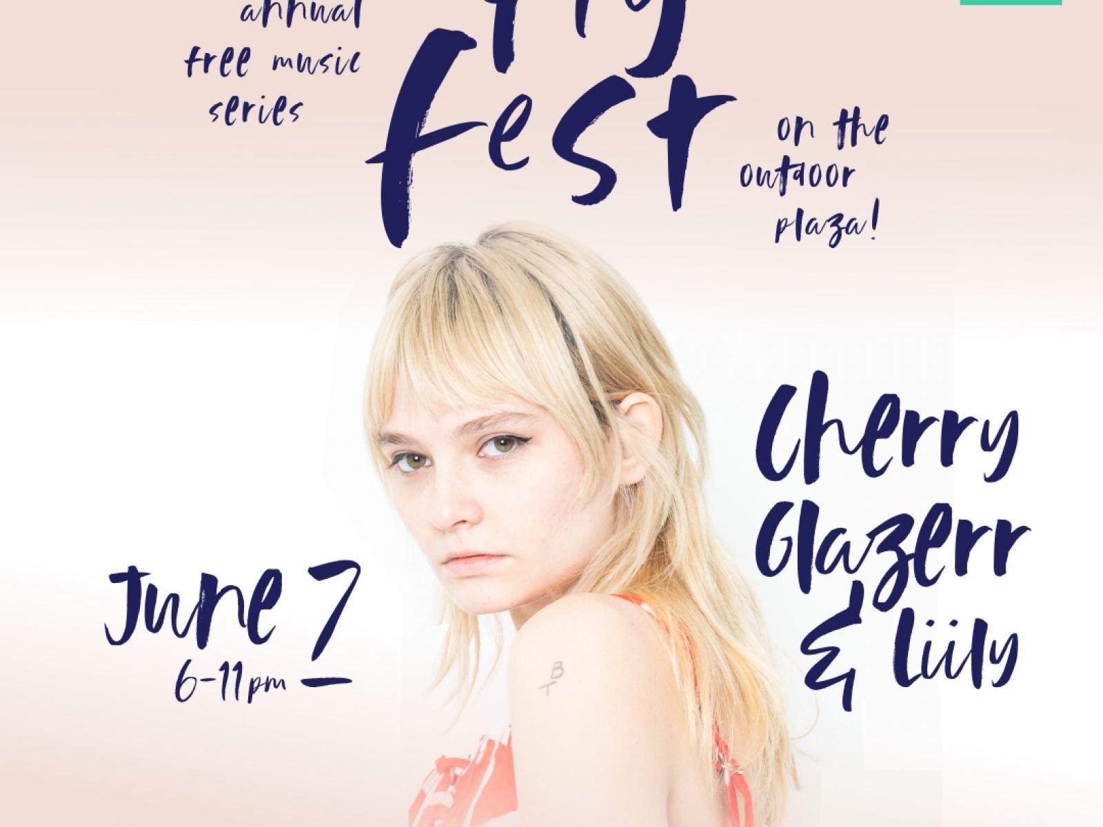 FIGfest with Cherry Glazerr