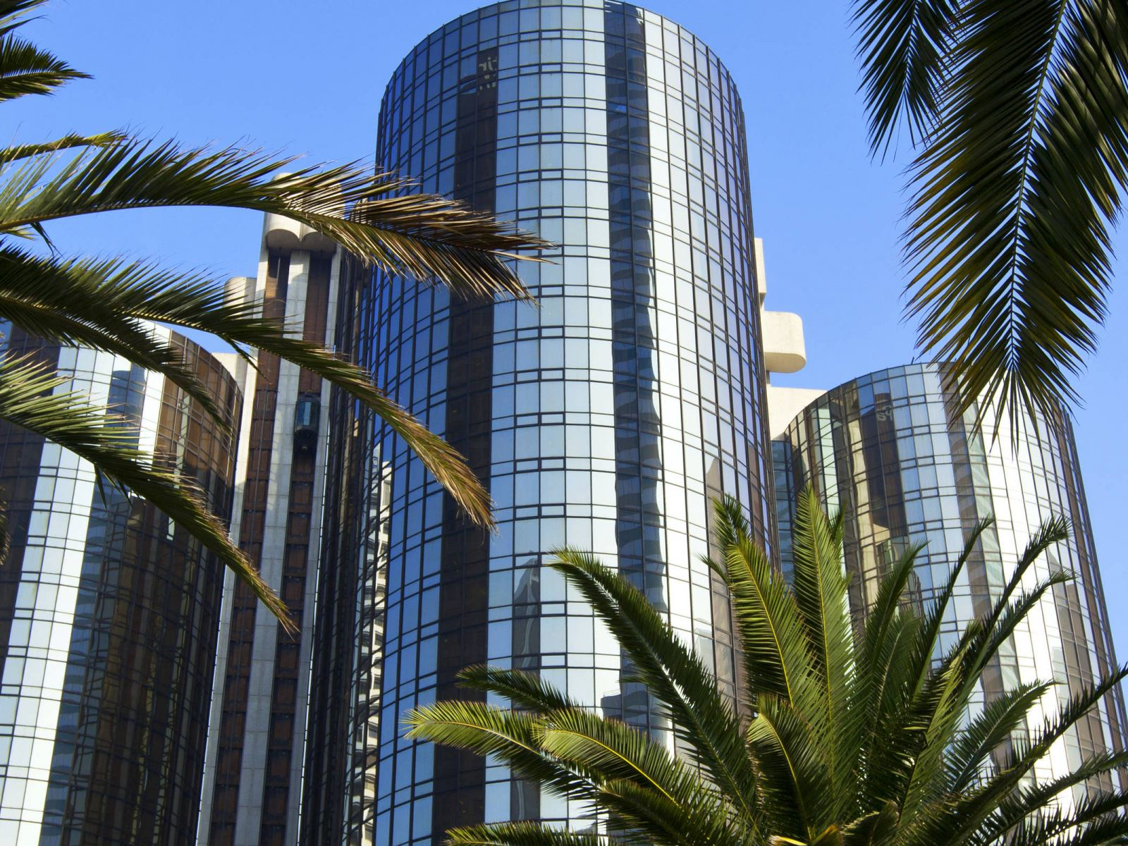 The Westin Bonaventure Hotel & Suites in Downtown L.A.