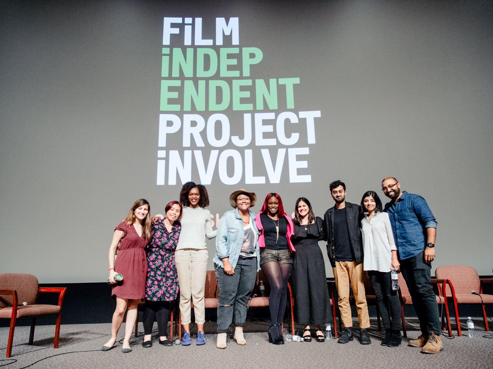 Project Involve Showcase