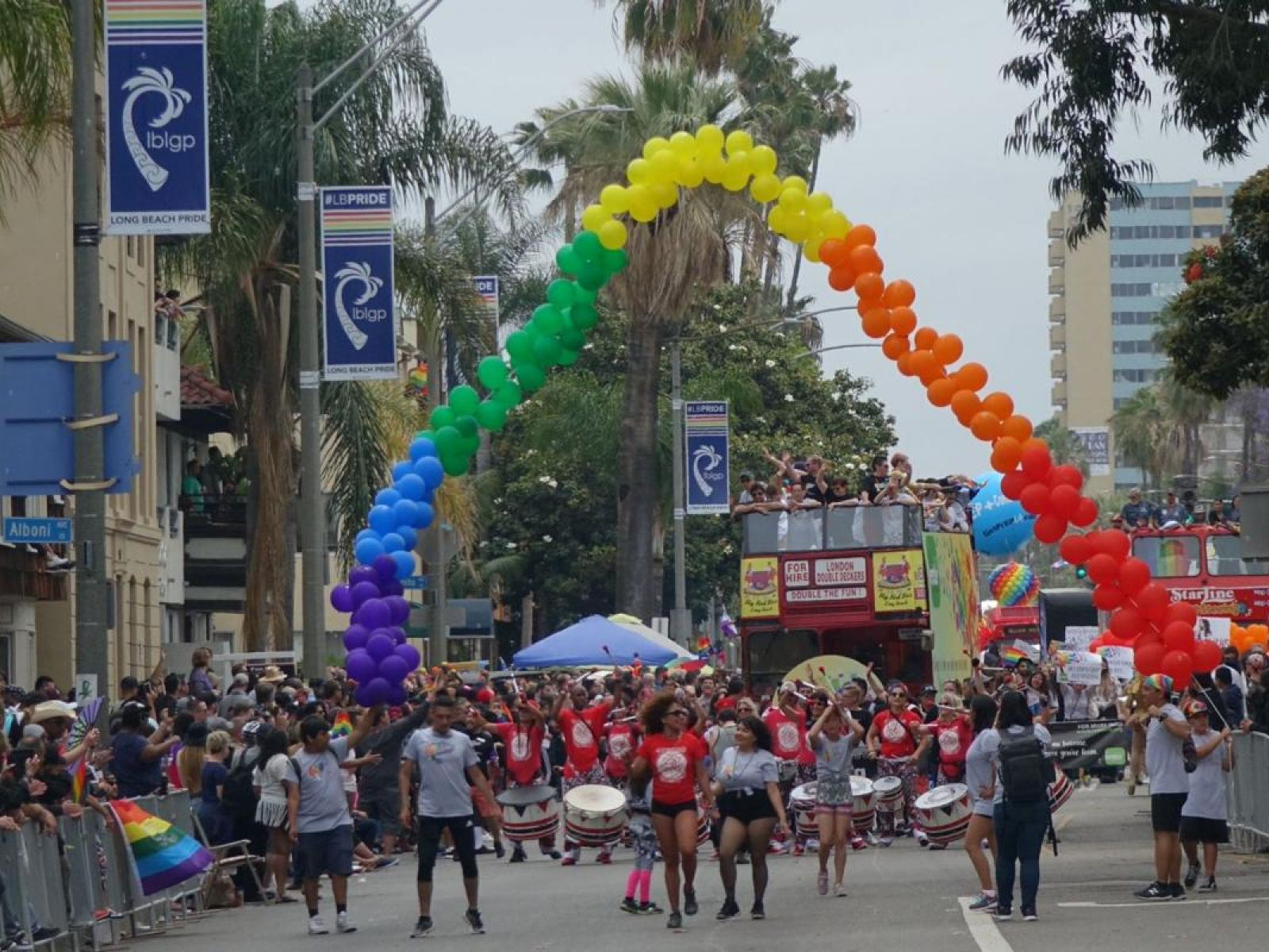 Main image for event titled Long Beach Pride Festival