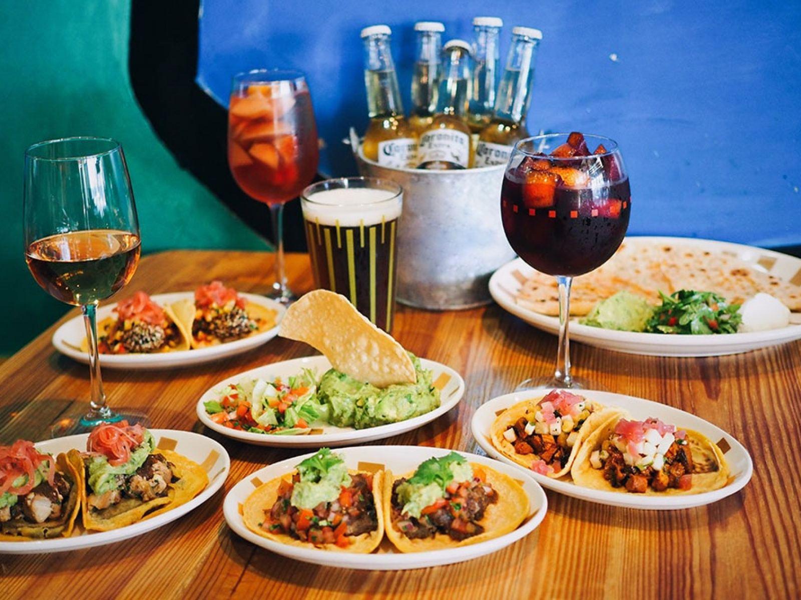Border Grill DTLA Cinco de Mayo food and drinks