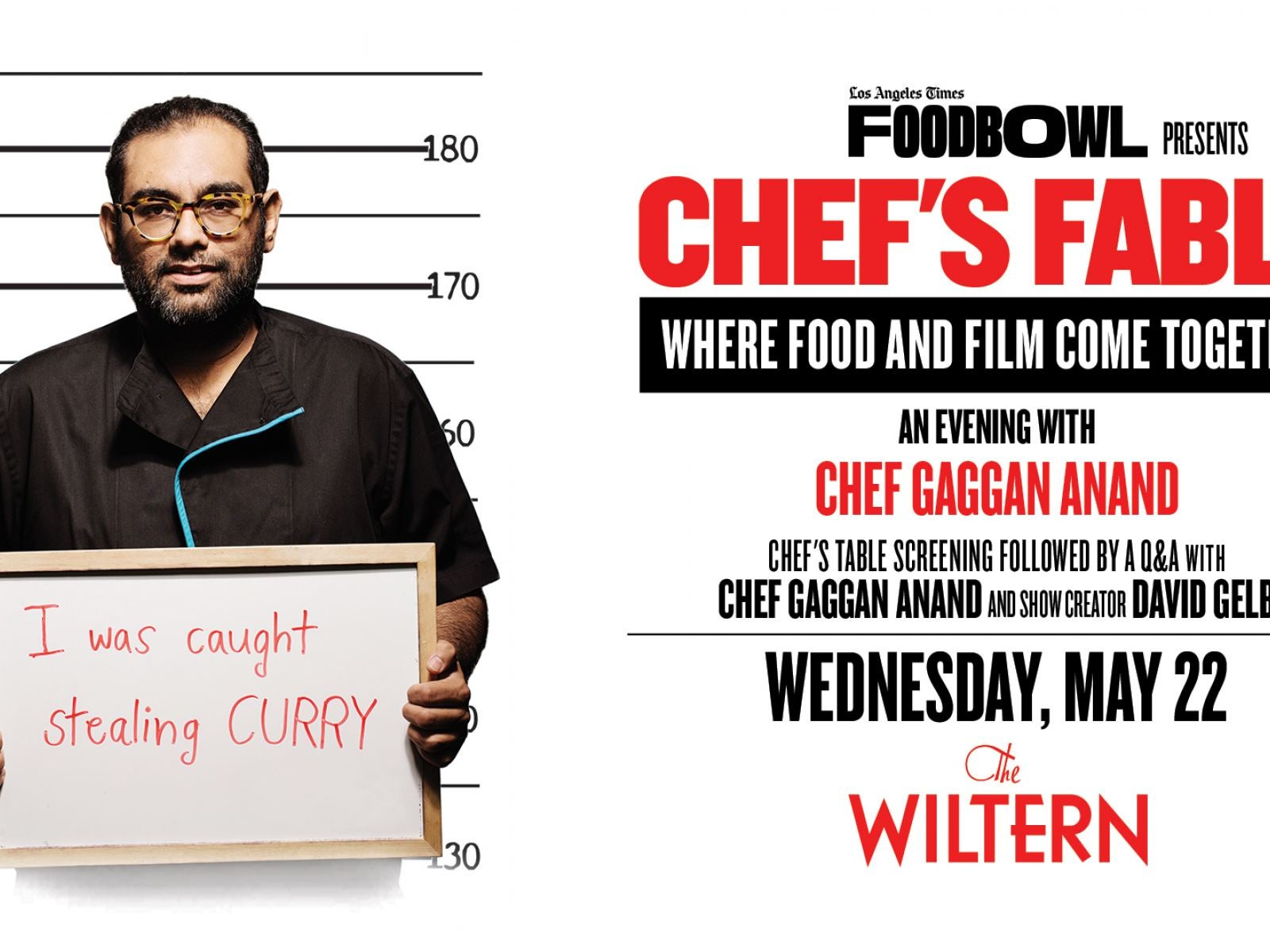 Chef's Fable: Where Food and Film Come Together