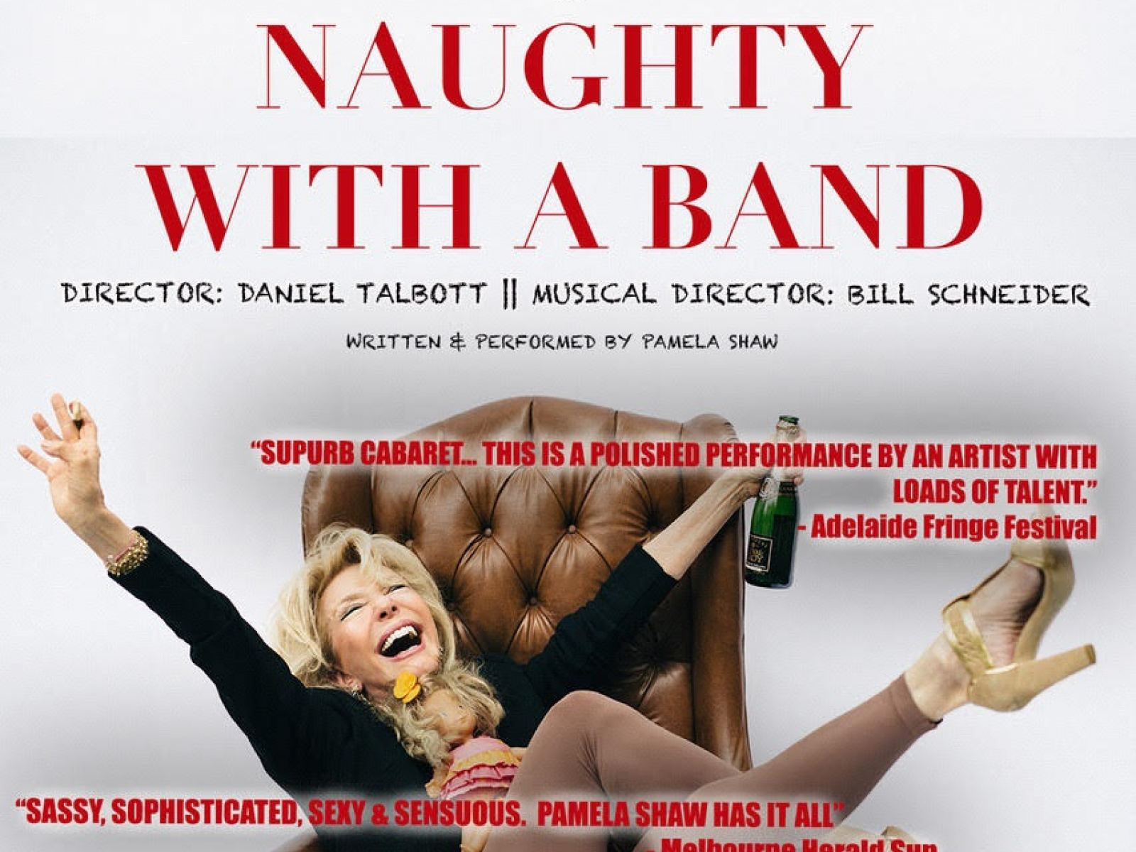 Naughty with a Band