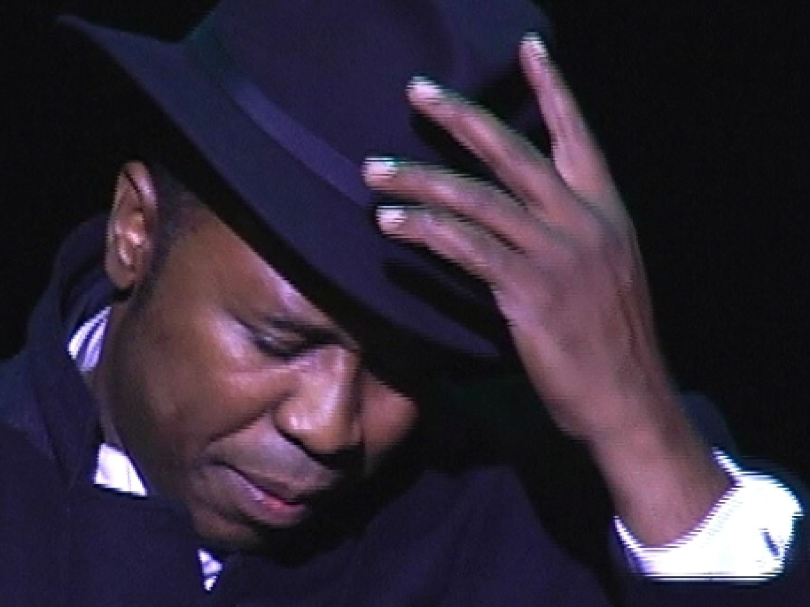 """Stogie Kenyatta is Paul Robeson in """"The World is My Home"""""""