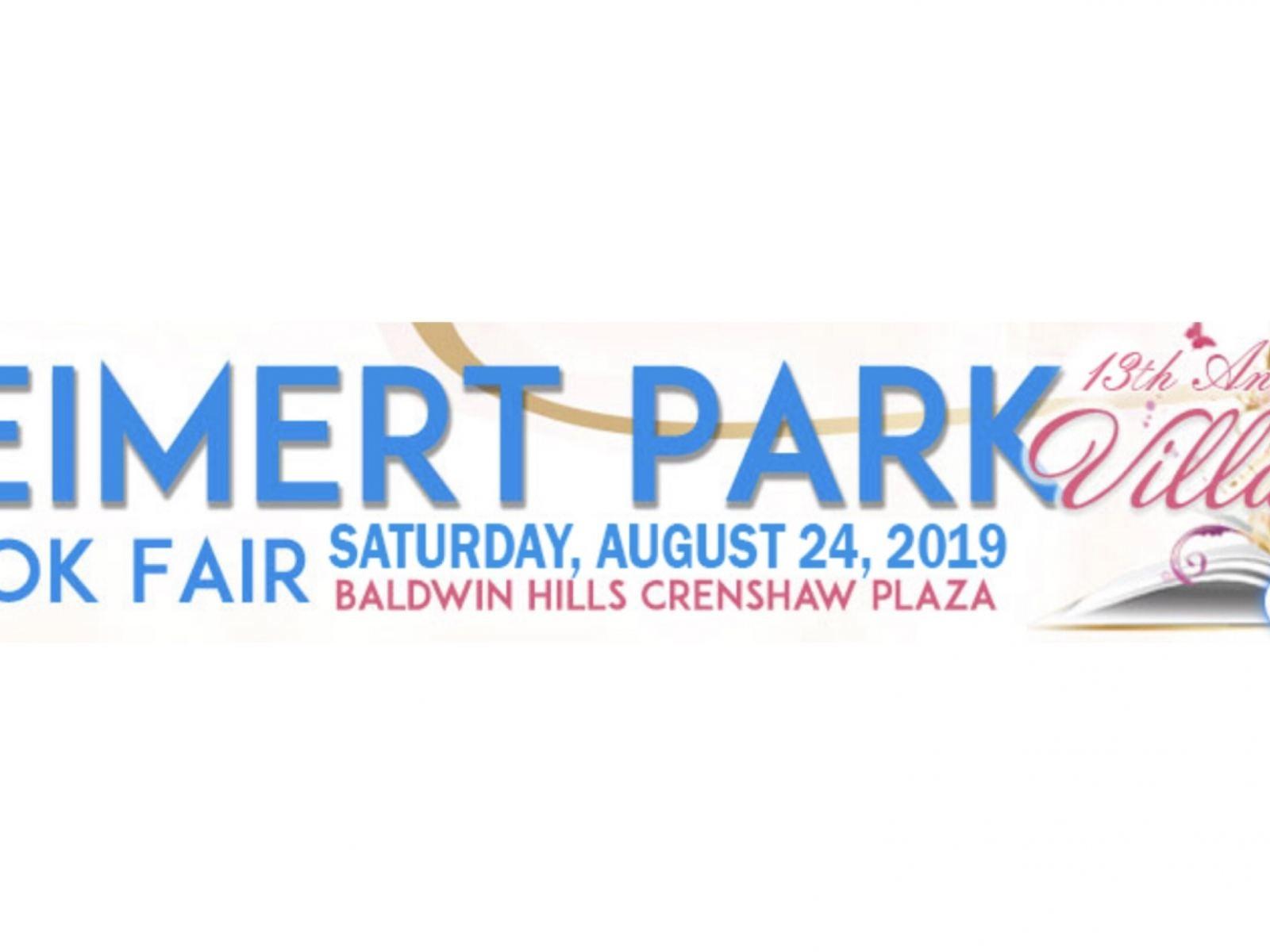 2019 Leimert Park Village Book Fair