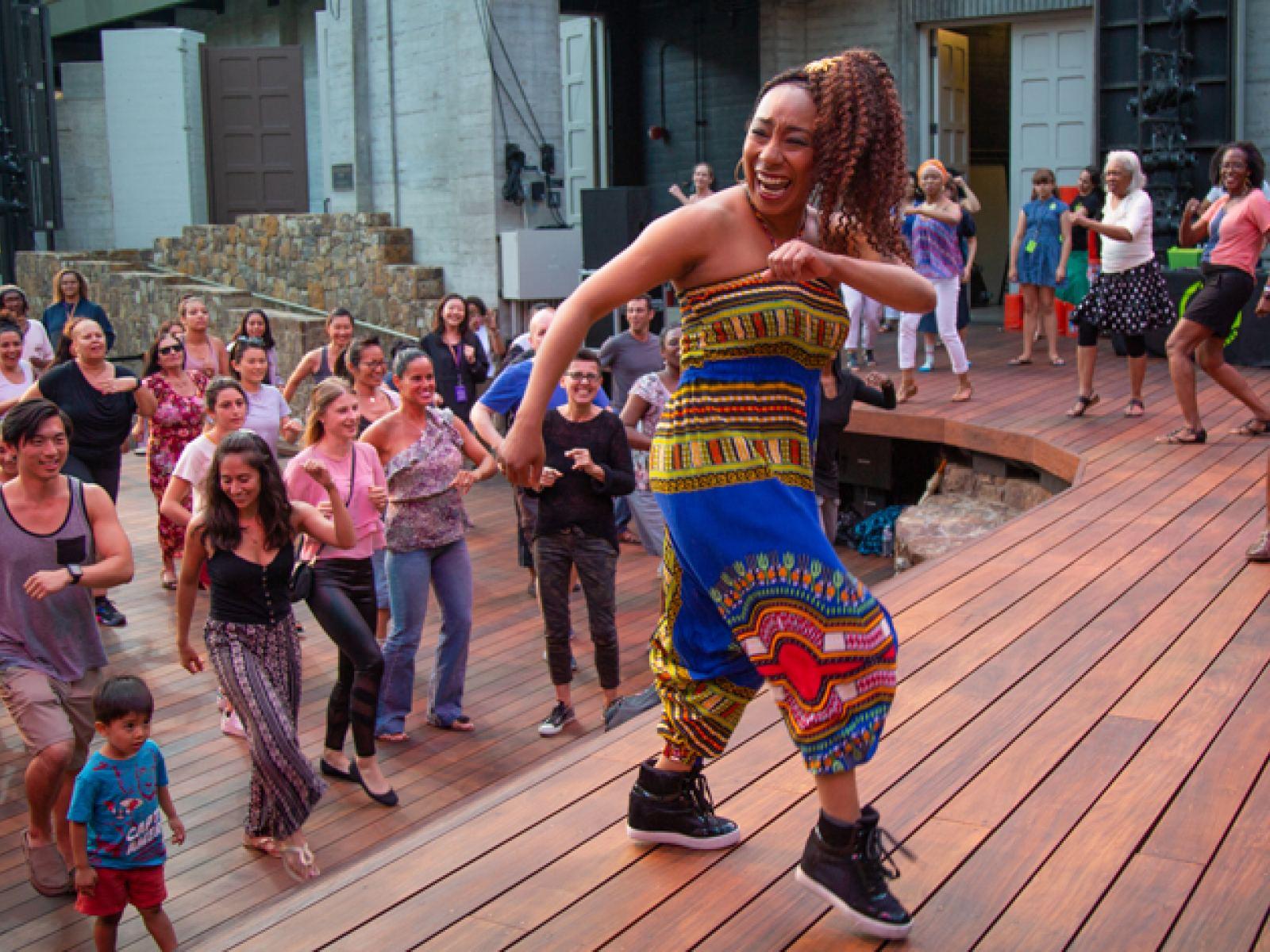 JAM Afro Cuban Dance