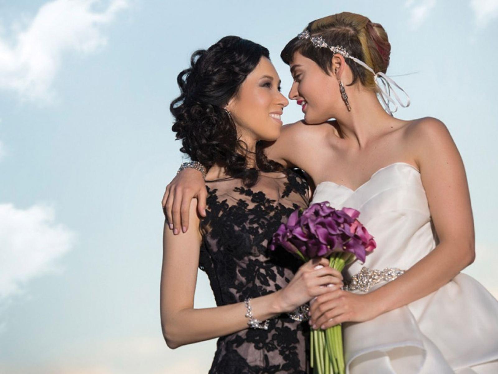 Four Seasons Los Angeles at Beverly Hills LGBTQ wedding