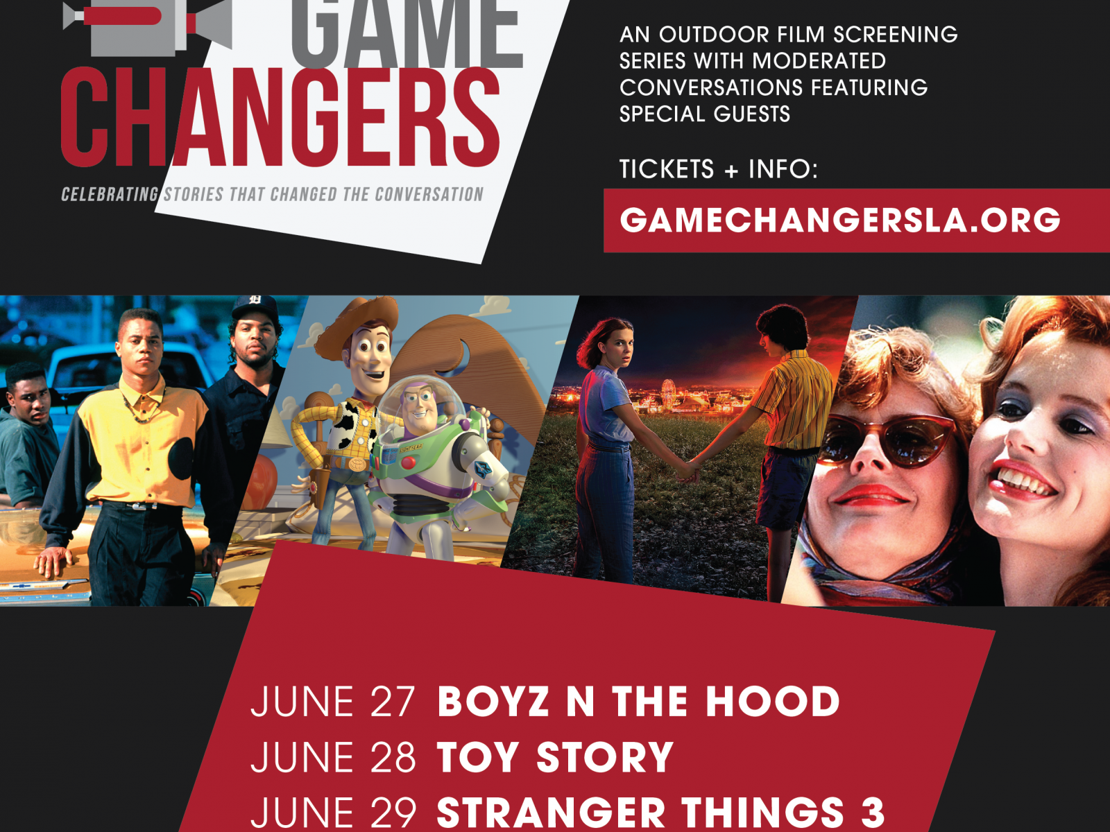 Game Changers LA logo