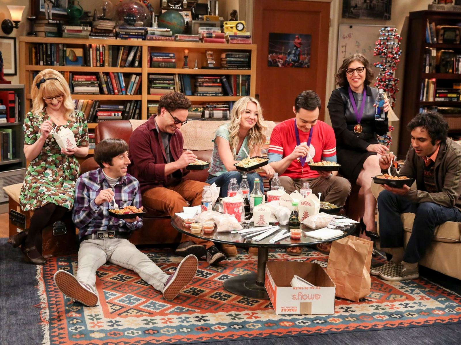 """The Big Bang Theory"" series finale"