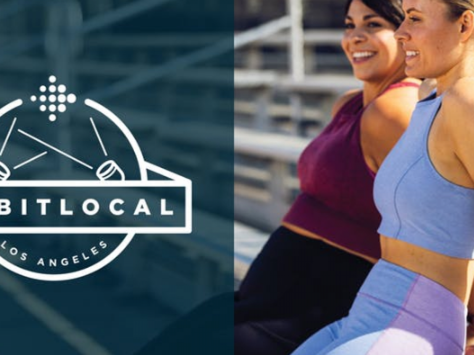 Fitbit Local Banner