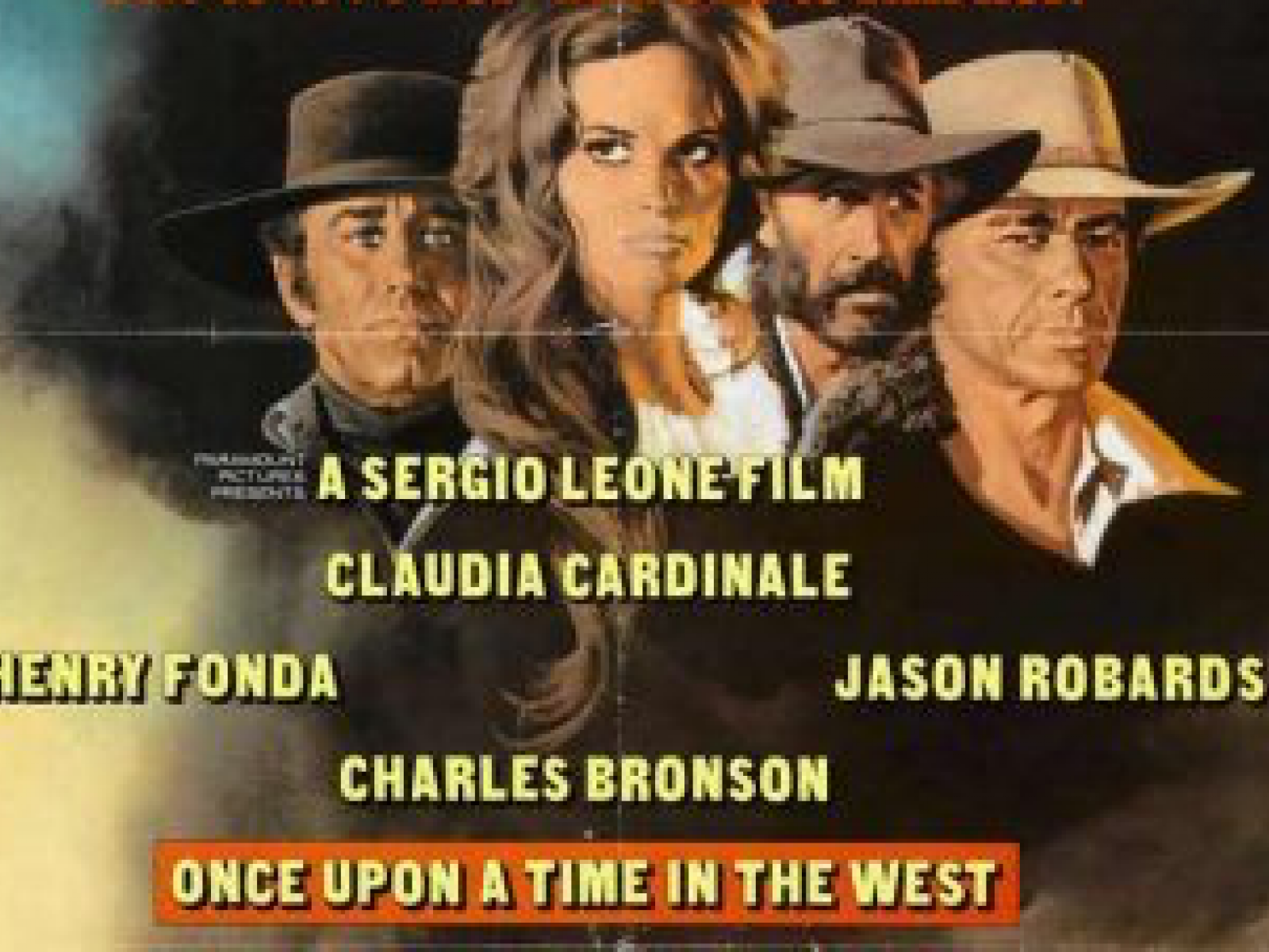Main image for event titled ONCE UPON A TIME IN THE WEST