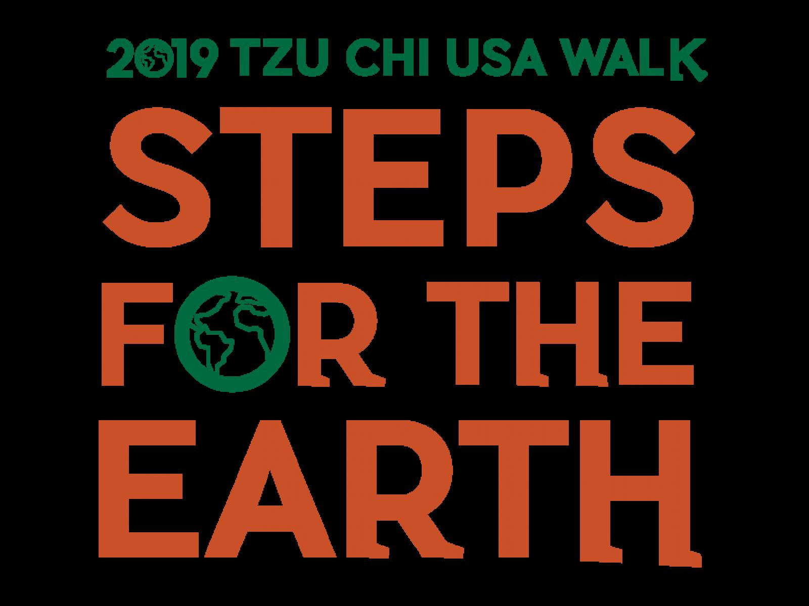 Tzu Chi USA Walk