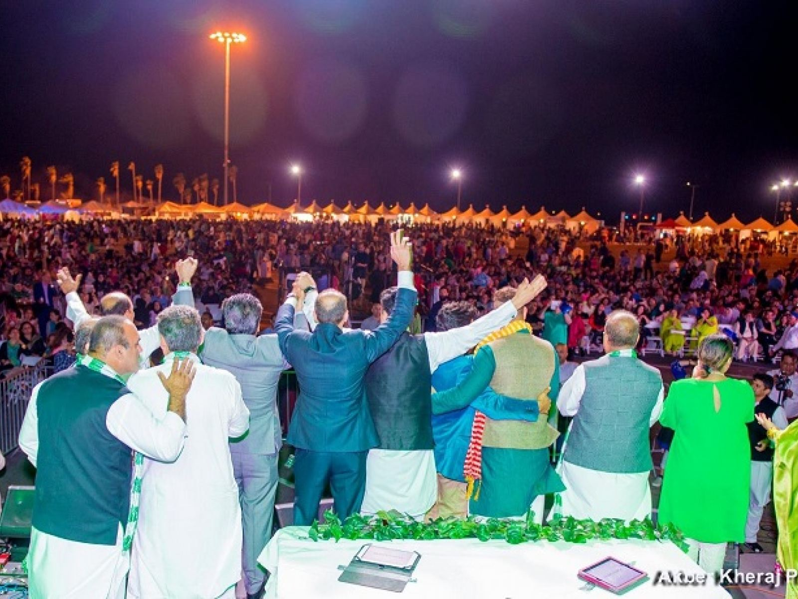 United for Pakistan Independence Day Festival