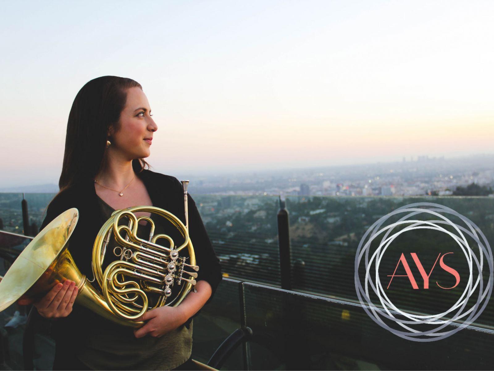 Aija Mattson, French Horn