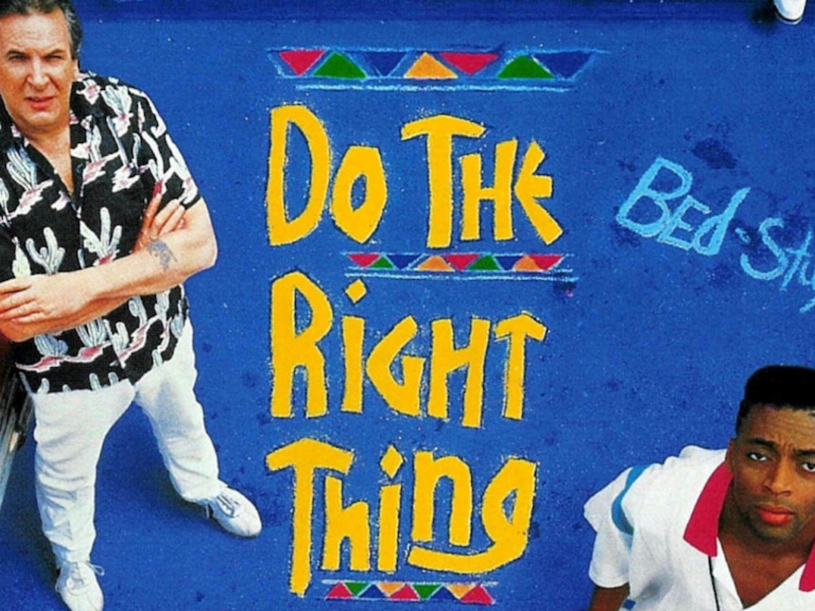 Eat|See|Hear Do The Right Thing