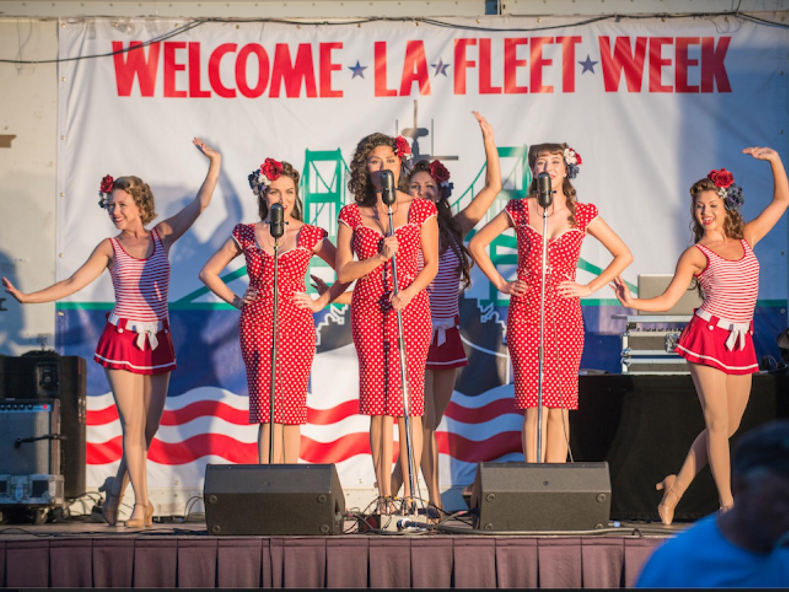 Image: Courtesy of the LA Fleet Week® Foundation