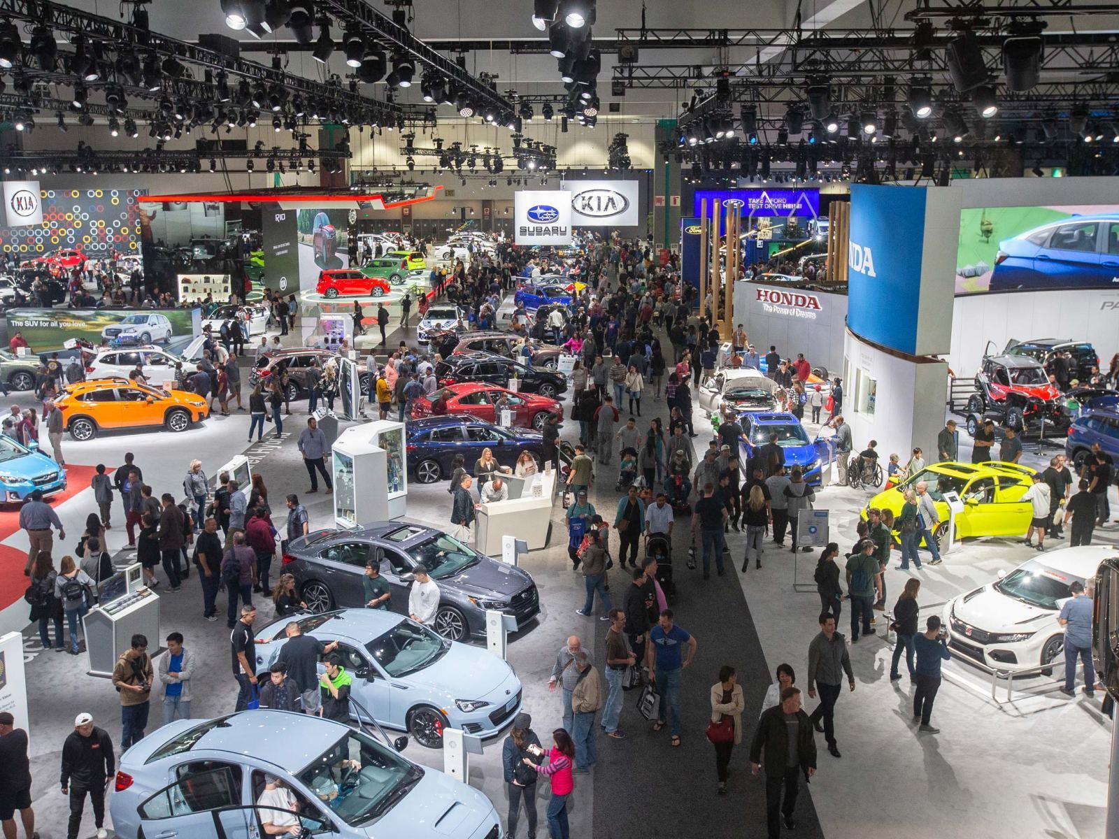 LA Auto Show 2018