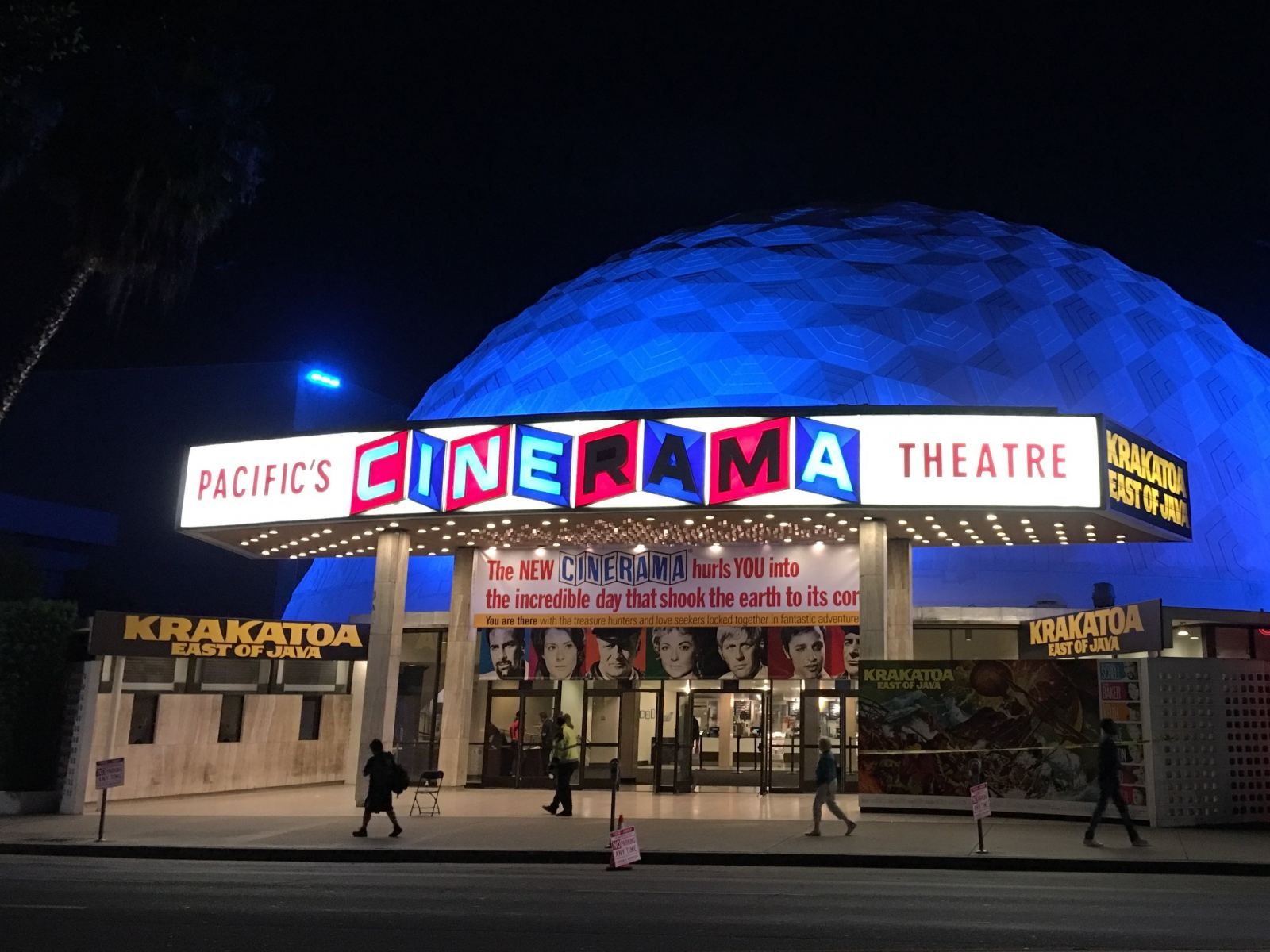 The Cinerama Dome | Once Upon a Time in Hollywood