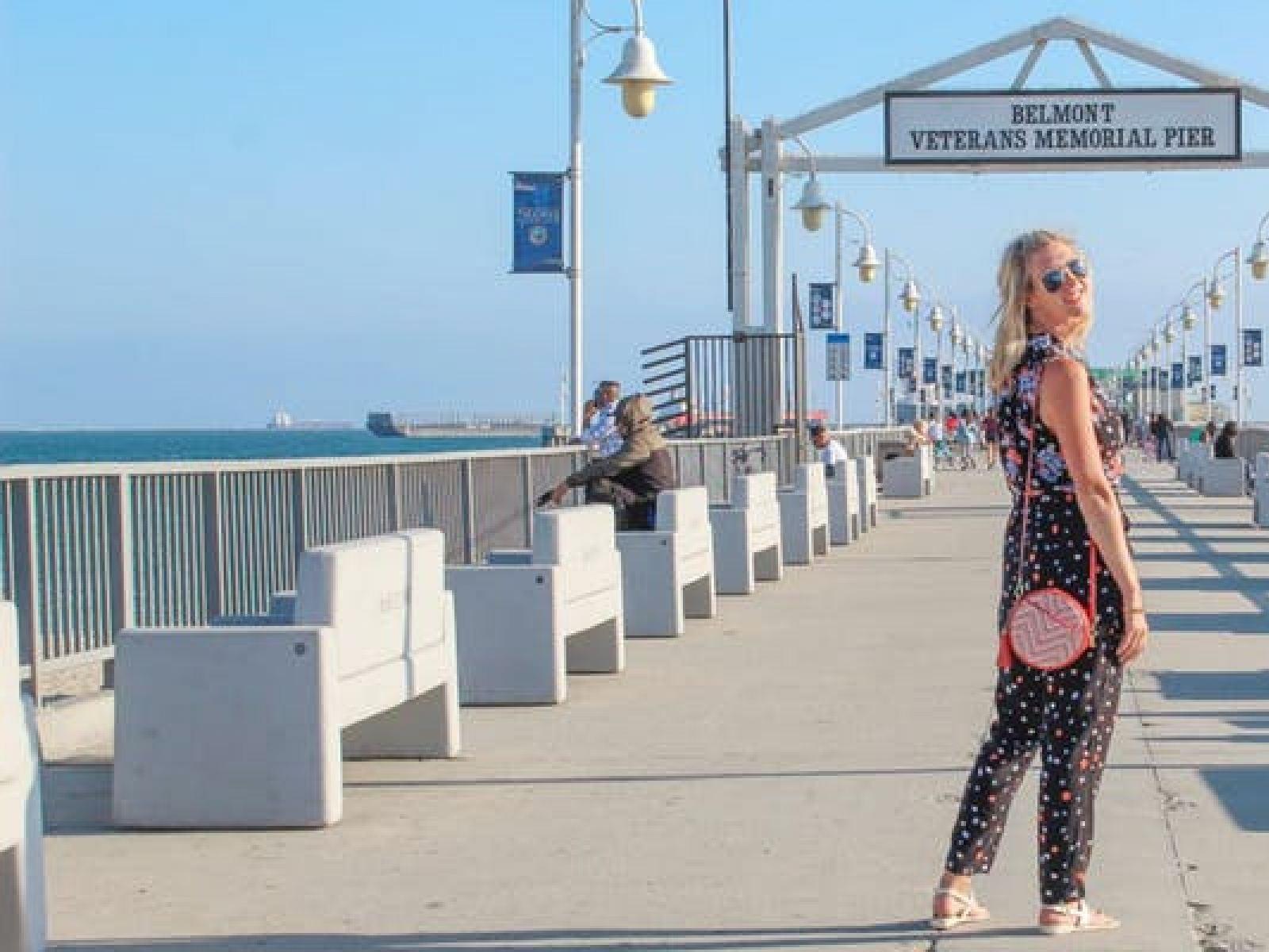 Brunch & explore Long Beach with Stephanie
