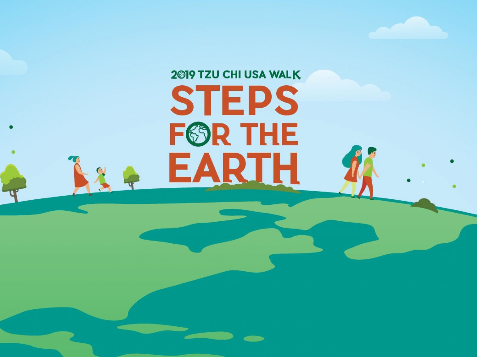 Tzu Chi USA Walk LA