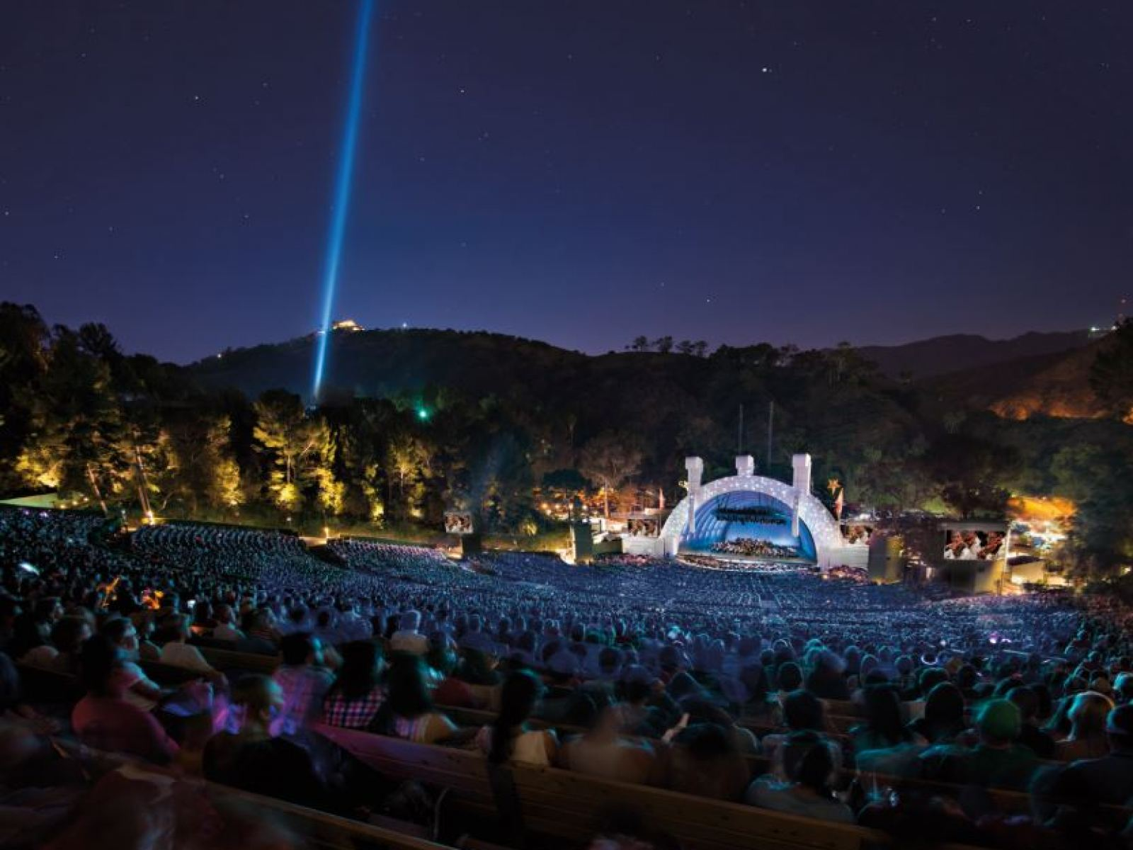 Hollywood Bowl Tag2sday