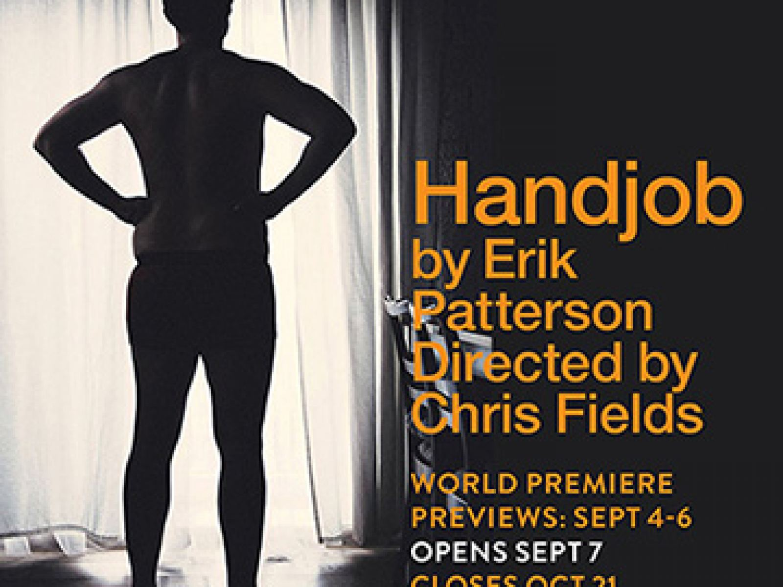 Handjob presented by Echo Theater Company
