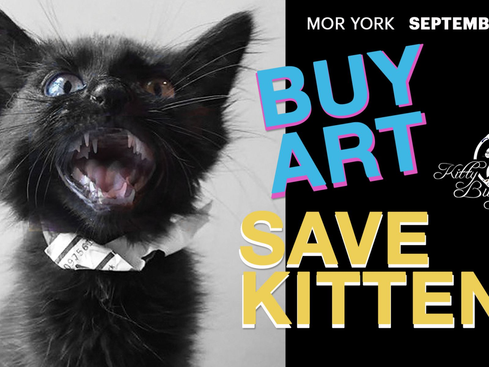 Kitty Bungalow Art Show
