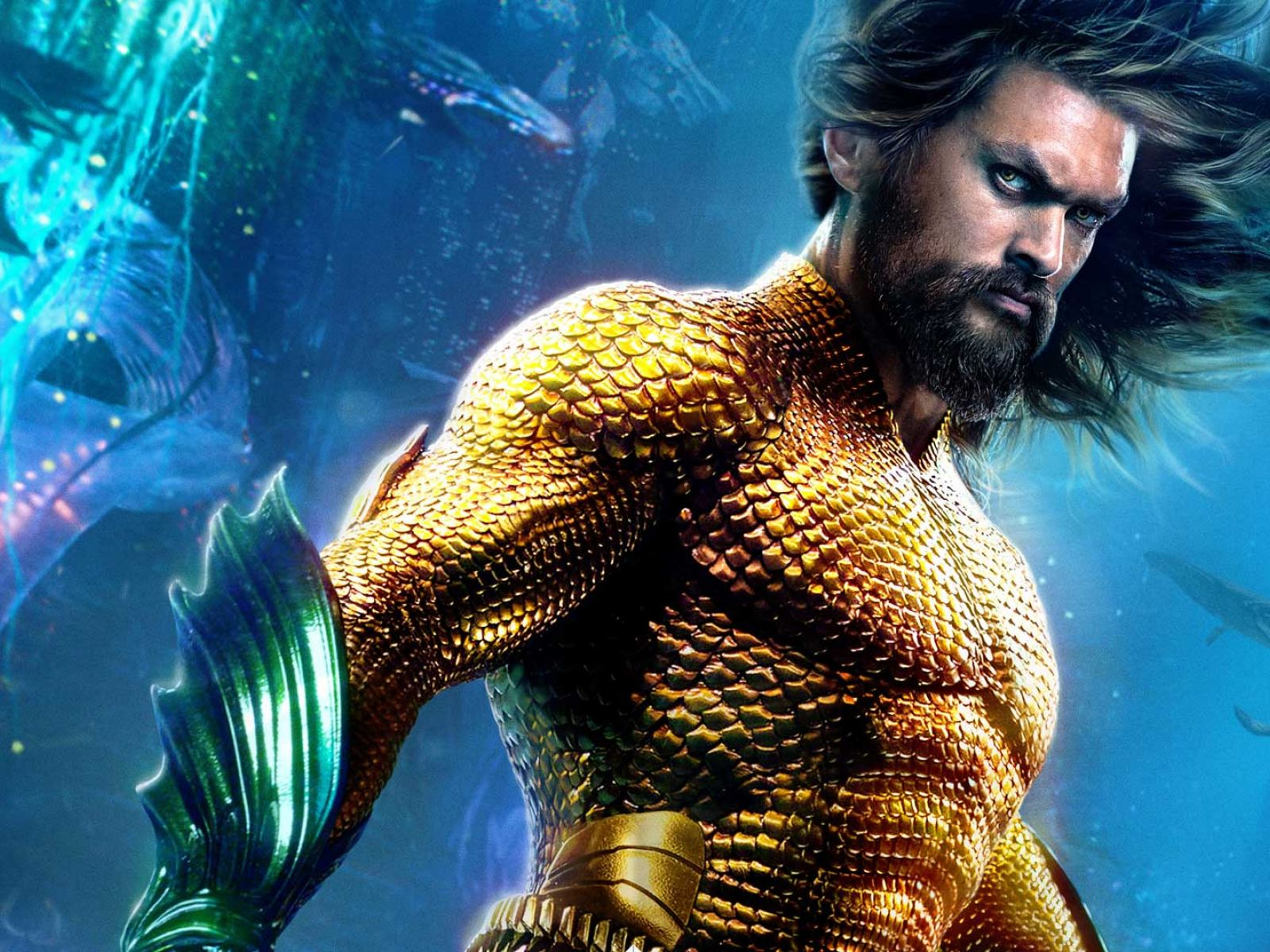 Main image for event titled Summer Movie Nights: Aquaman