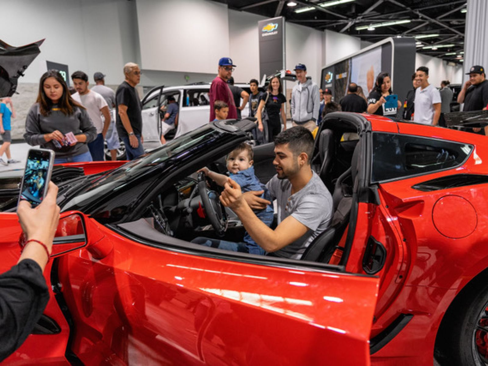 International Auto Show >> Orange County International Auto Show Discover Los Angeles