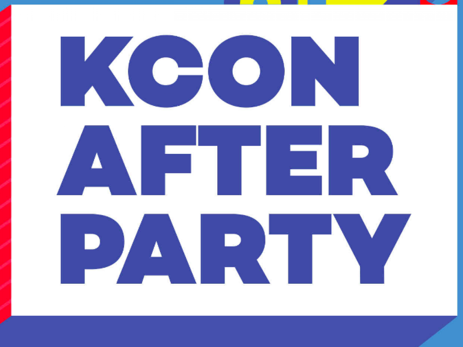 Main image for event titled KCON After Party