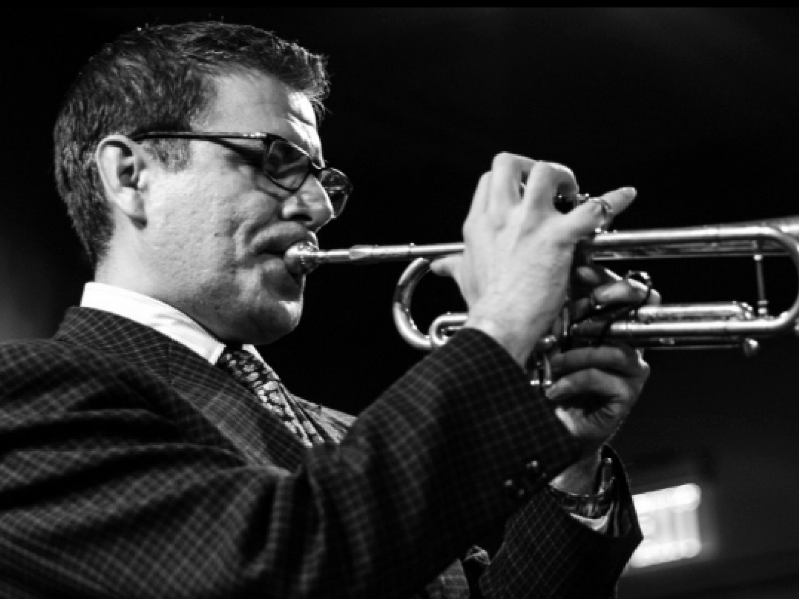Main image for event titled Jazz at LACMA: Gilbert Castellanos