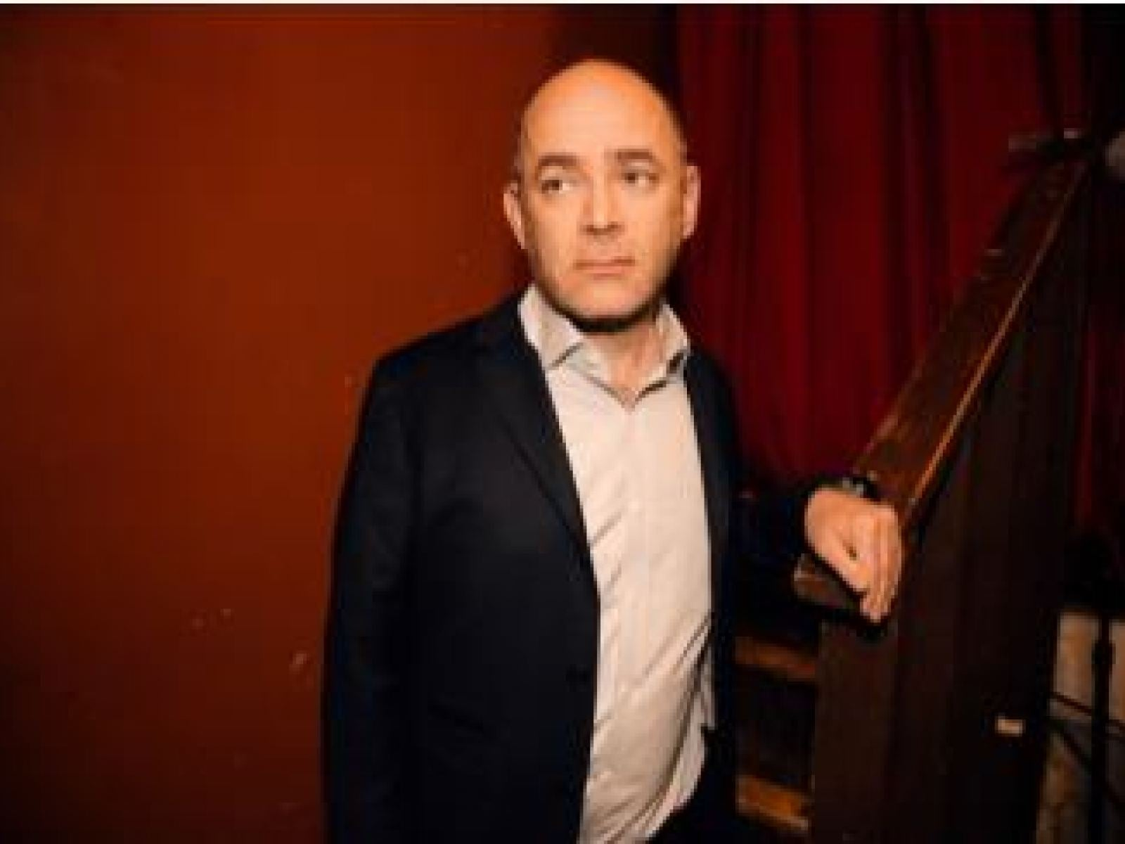 Main image for event titled Todd Barry and Friends