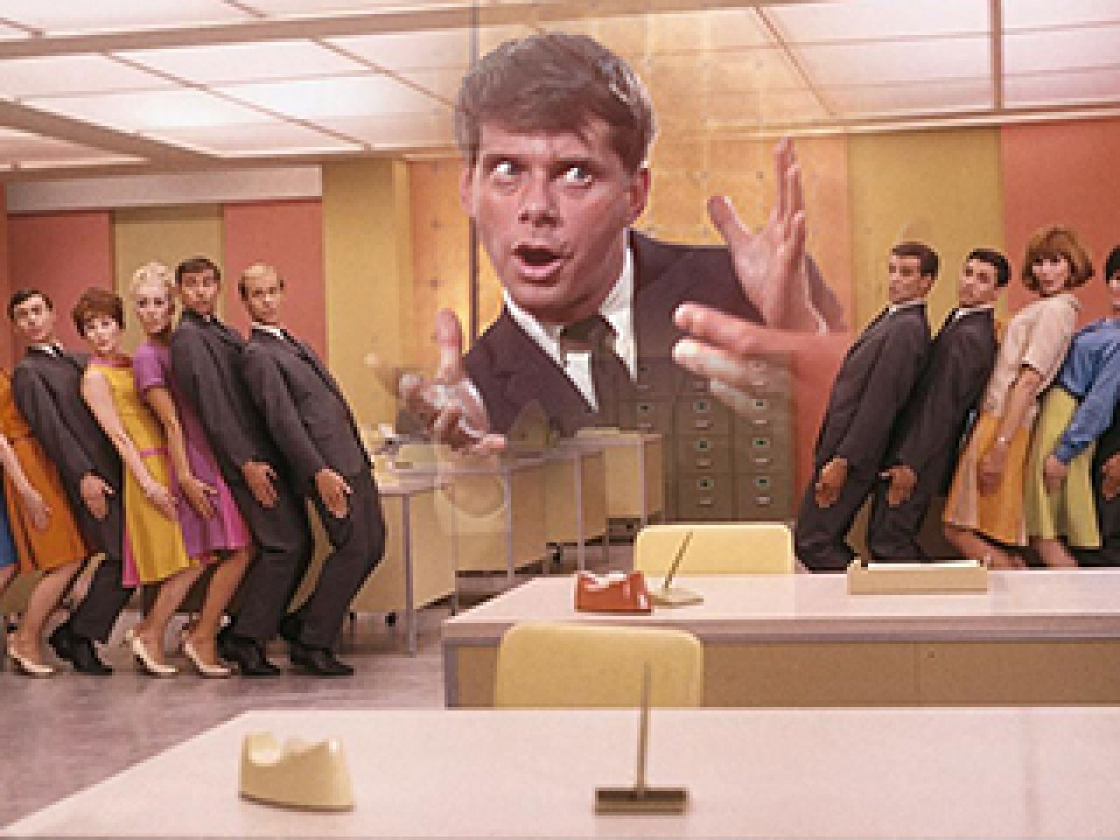 Main image for event titled HOW TO SUCCEED IN BUSINESS WITHOUT REALLY TRYING