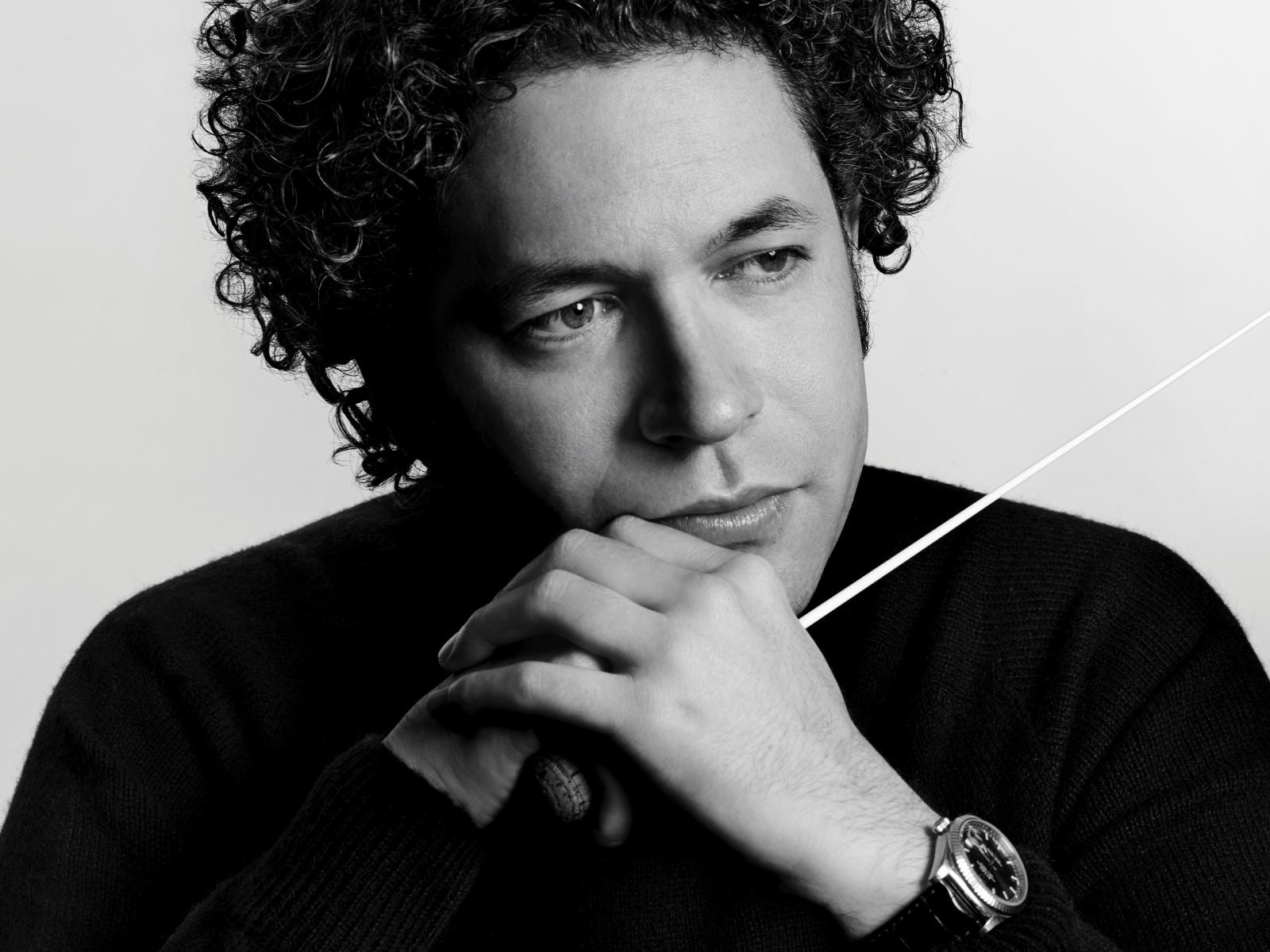 Gustavo Dudamel photographed by Citizens of Humanity