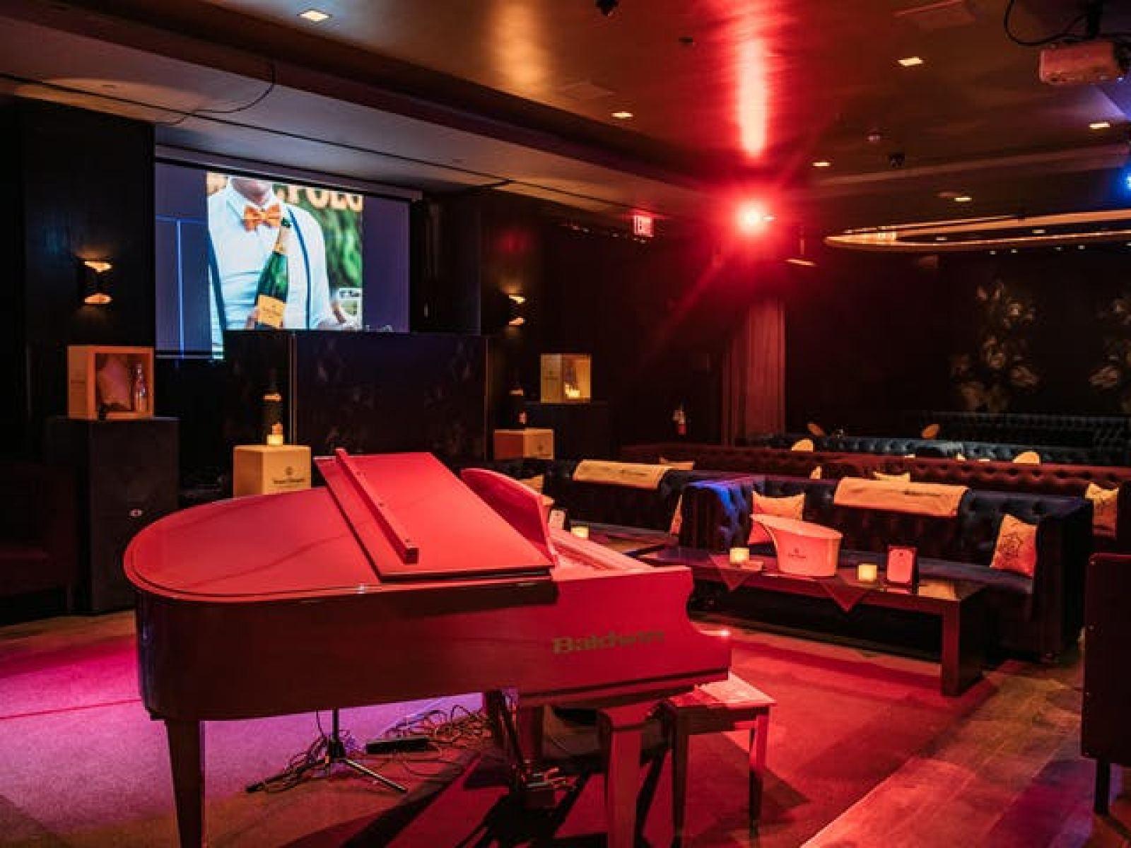 Veuve Clicquot Polo Jazz Night Discover Los Angeles