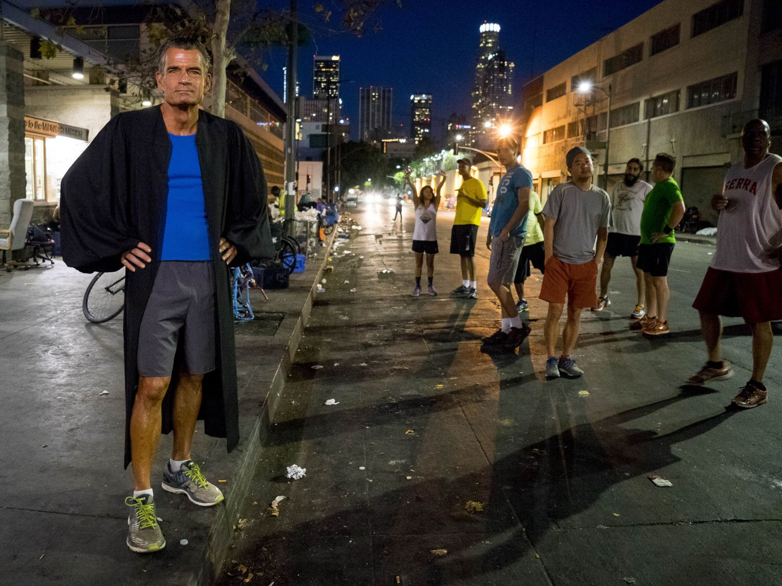 Main image for event titled SKID ROW MARATHON