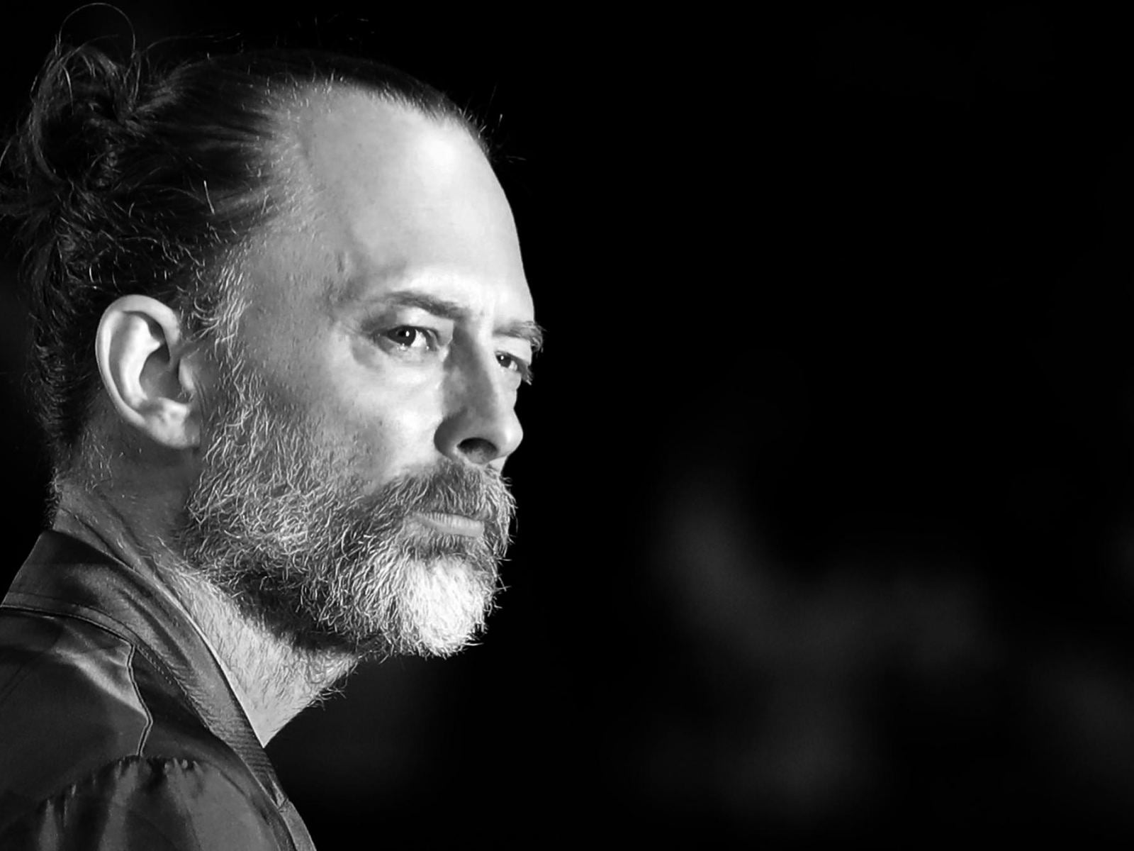Main image for event titled Thom Yorke