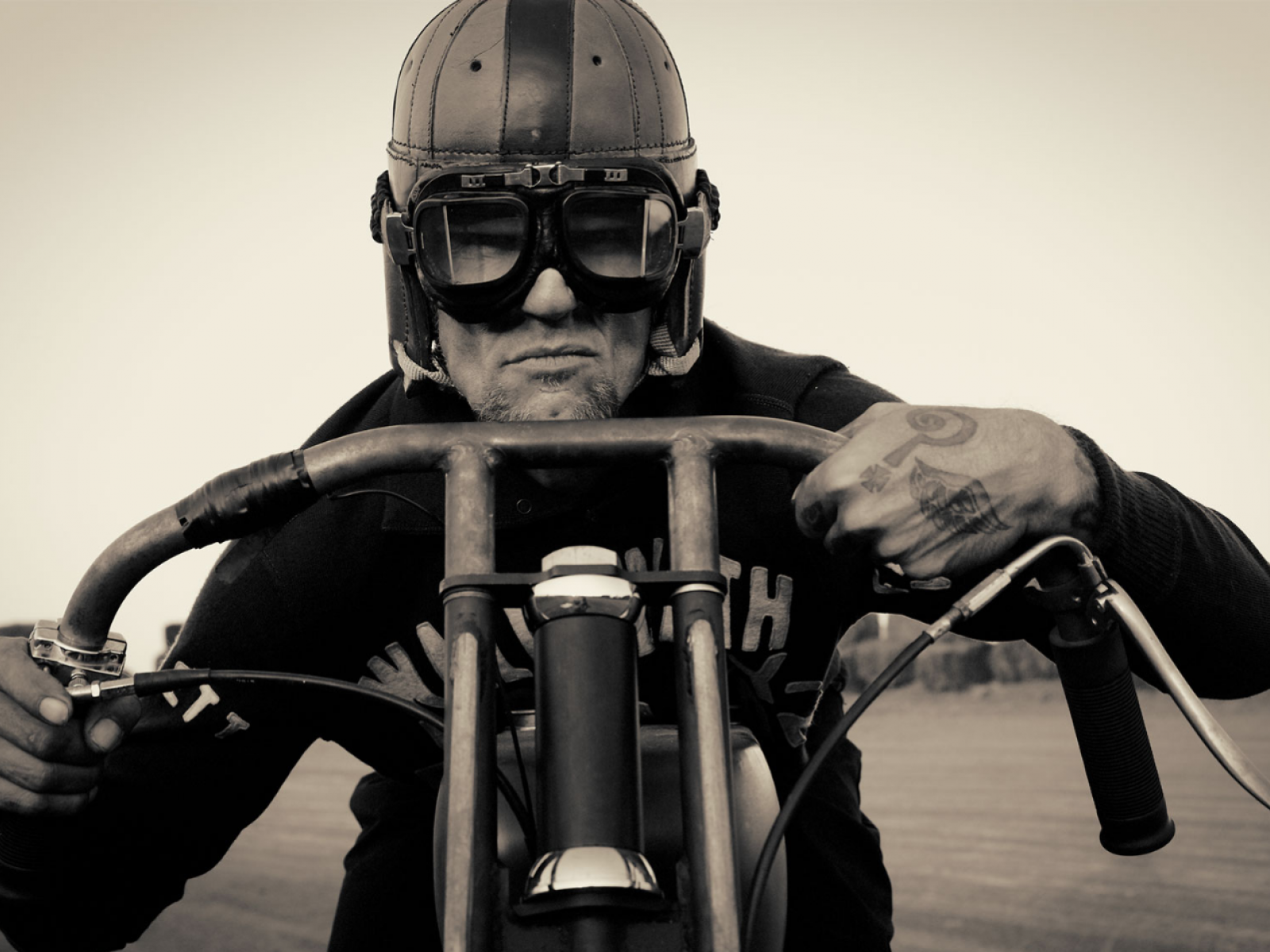 Bryan is a master of Americana. His clients include Harley Davidson, Coca-Cola and Choppers Inc. Bryan's intimate photos capture the nuances of the motorcycling community and offer his audience a vicarious look into an iconic subculture.