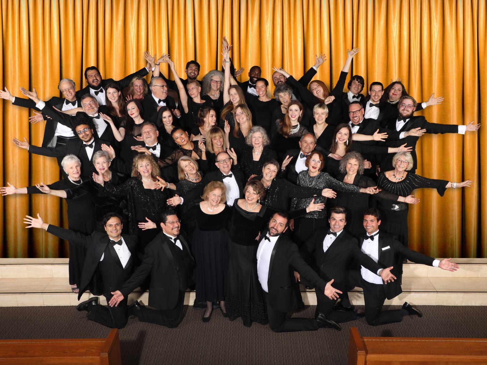 Meet the Verdi Chorus