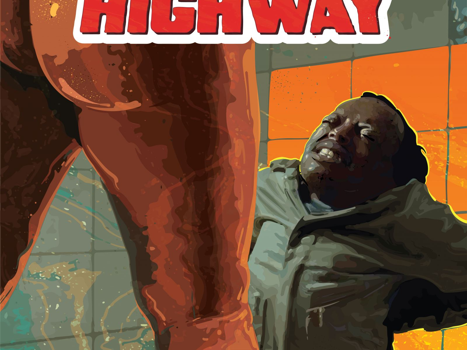 JESUS SHOWS YOU THE WAY TO THE HIGHWAY - Film Maudit 2.0 Film Festival