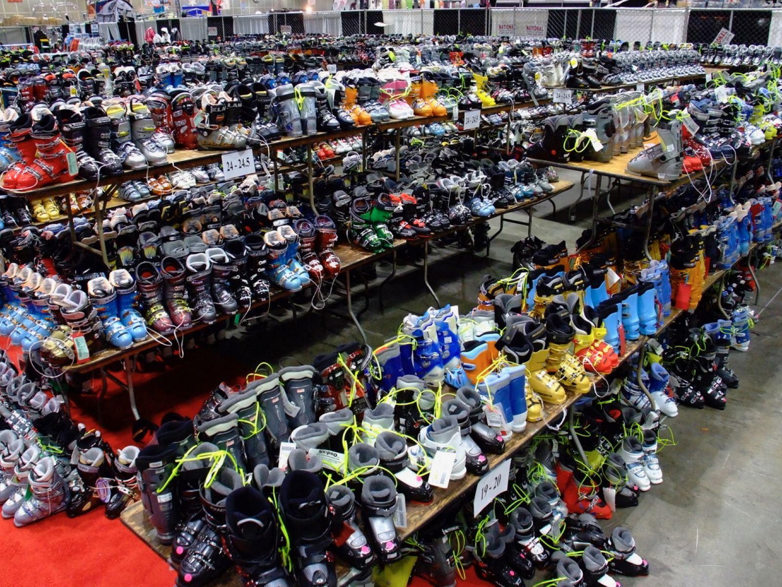 Ski Dazzle Shopping
