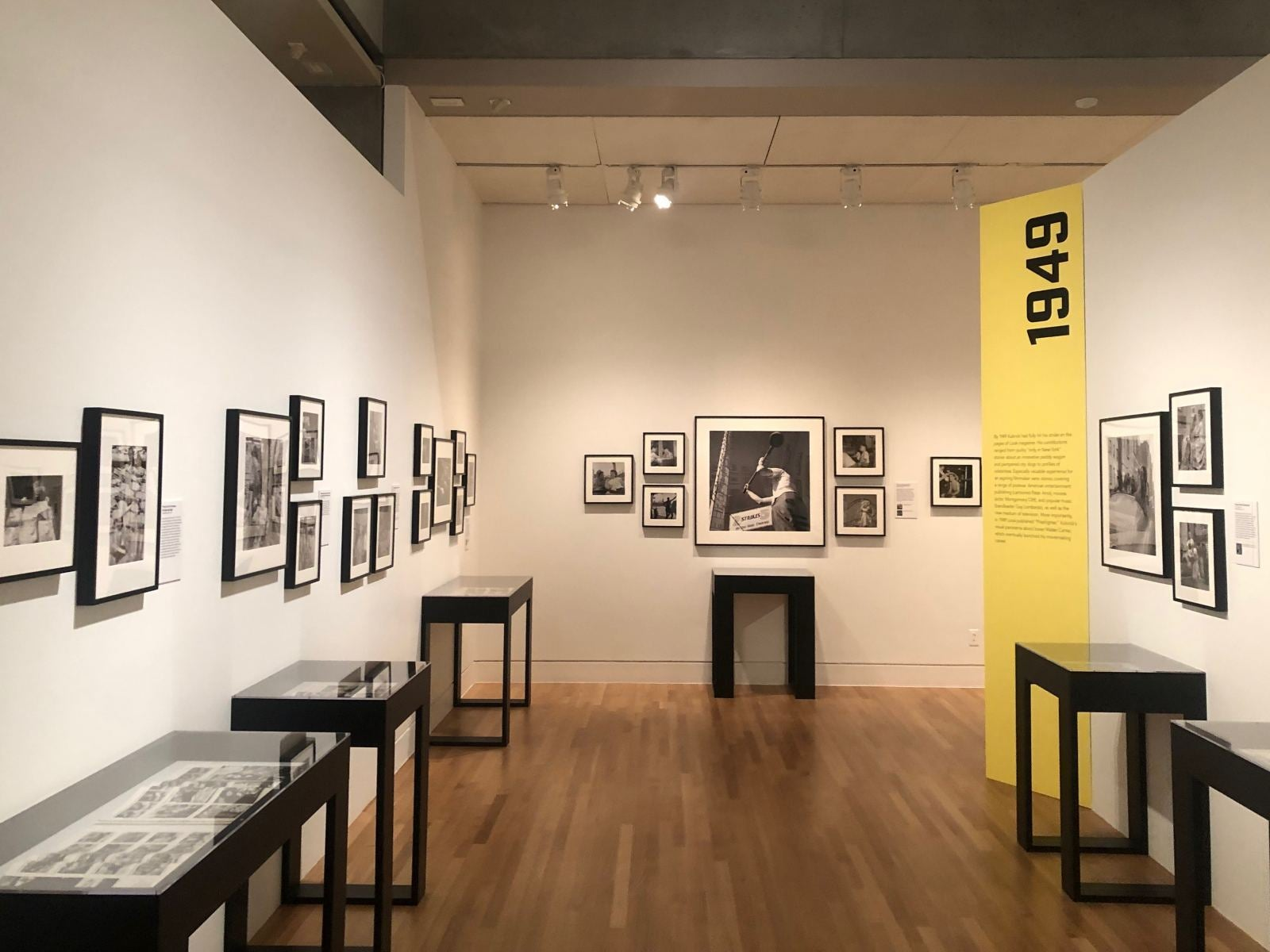 """Through a Different Lens: Stanley Kubrick Photographs"" at Skirball Cultural Center"