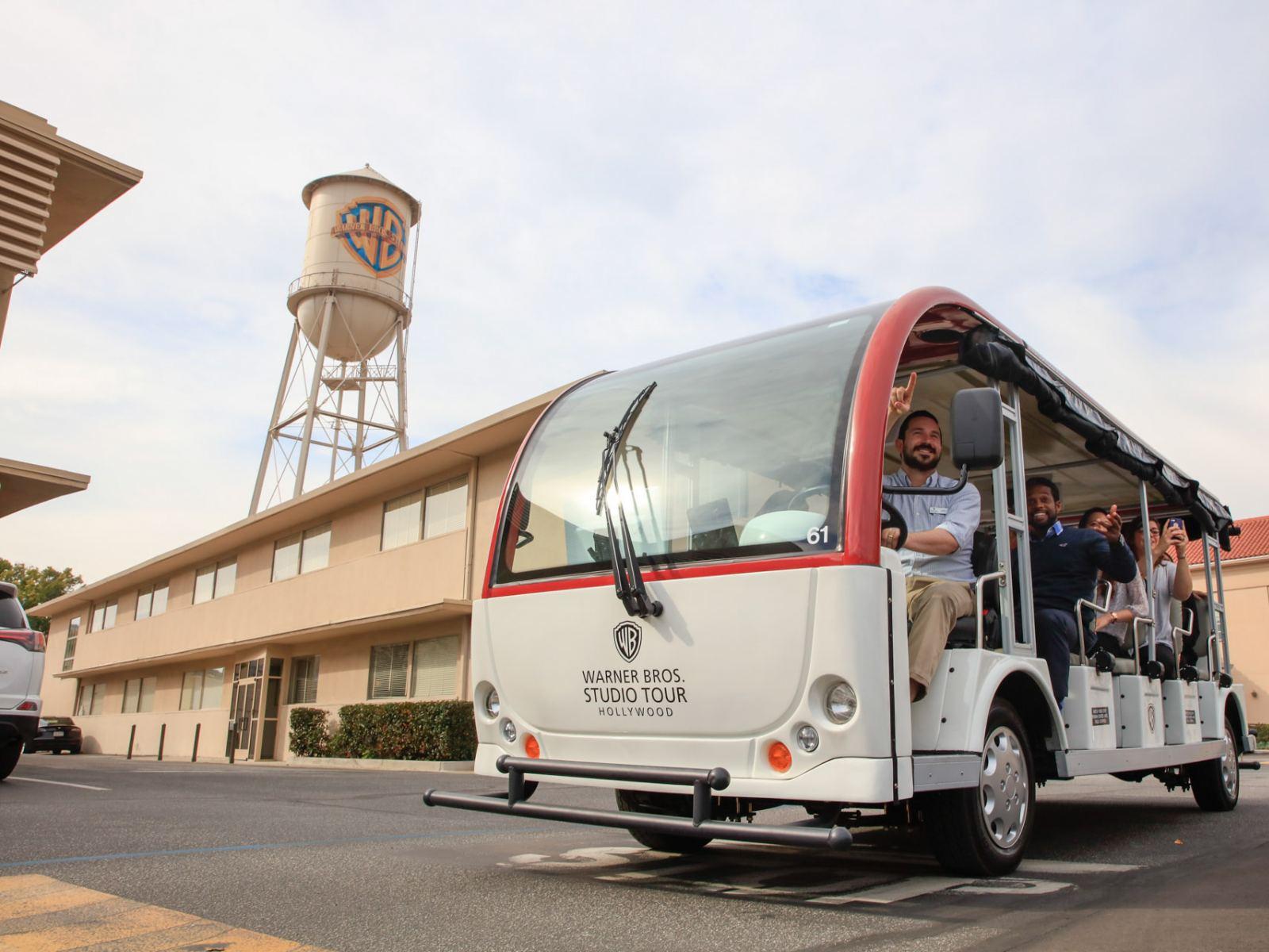 Photo: Warner Bros. Studio Tour Hollywood